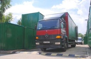 cheap storage for removals companies removals firms near M3 near A30