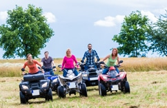 quadbiking near Guildford