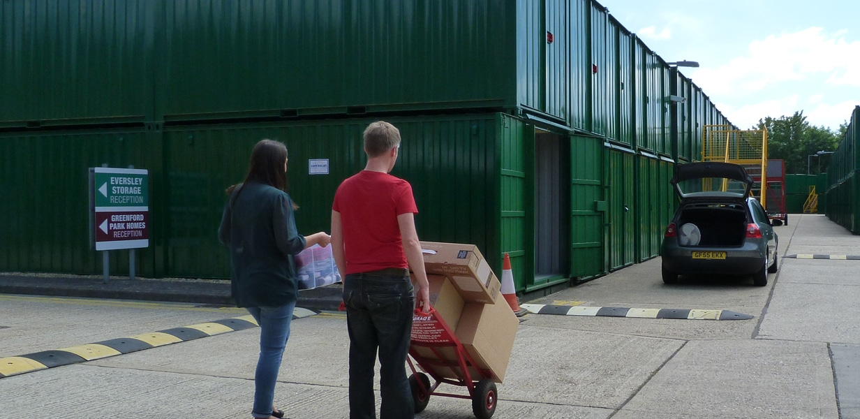Self Storage Prices Competitive Transparent Eversley Storage