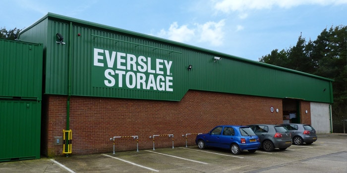 cheap storage for removals firms