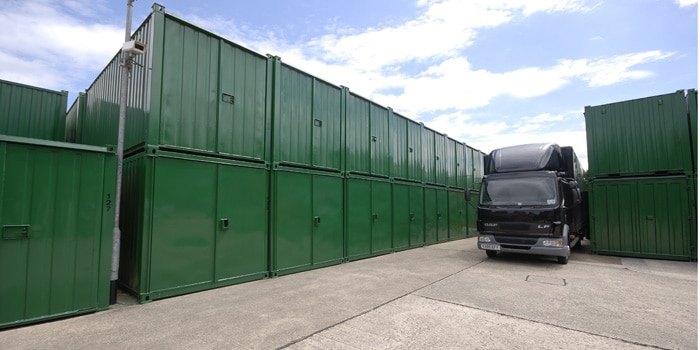 warehouse storage removals