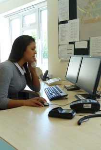 Eversley Storage, Greenfords, customer service