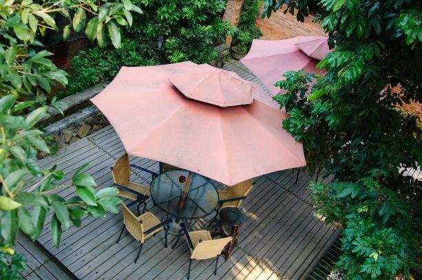 cheap storage for garden furniture
