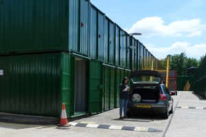 social distancing at your storage unit